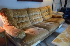 Custom Asko Sofa and Chair. Excellent condition on both.