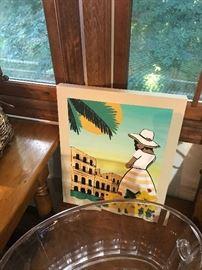 Artwork - originals and prints
