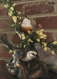 Boehm Porcelain Bird figurine