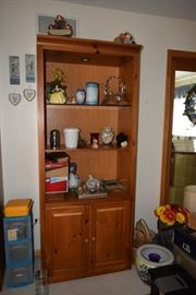 Display Cabinet, Home Decor