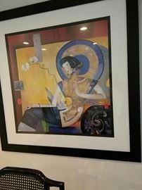 Asian Large Print
