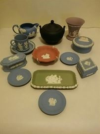 Multicolor Wedgwood Lot 12 Pieces