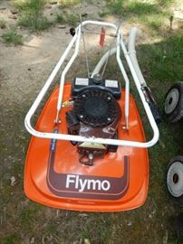 'Flymo' Hover Mower in Excellent conditio