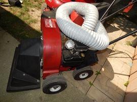 Cougar Lawn Vacuum - Model 26GSV-5