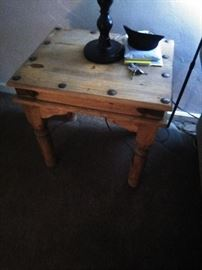 End table  50 dollars