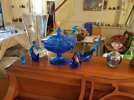 Some of the Glass Ware