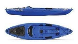 Sundolphin Bali 10 ss Kayak Appears New