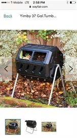 BRAND NEW TUMBLING COMPOSTER
