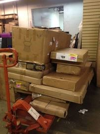 ENTIRE PALLET OF FURNITURE