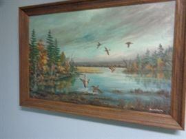 ducky art