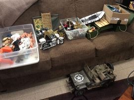 GI JOE AND MORE!!!