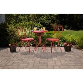 3 pc outdoor patio set