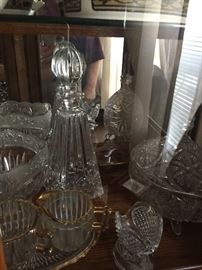 Antique Collectible glass