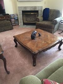 Living Room furniture like new Chippendale style