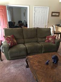 Small sectional sofa like new