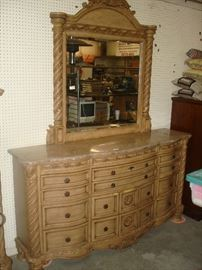 DOUBLE DRESSER TO B R S ALL SOLD SEPERATE