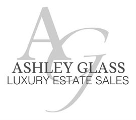 Ashley Glass Luxury Estate Sales Logo