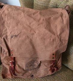 Boy Scout Backpack