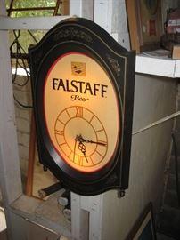 Beer clock - works!