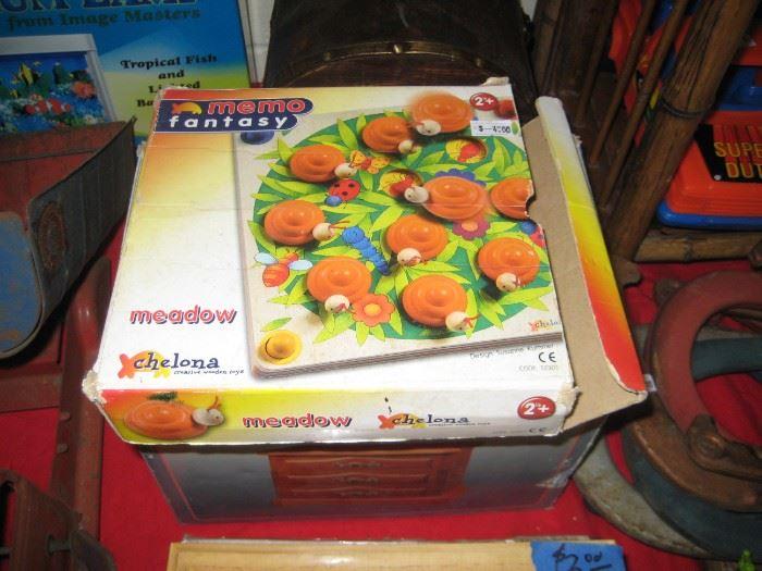 Fantasy Puzzle for Children