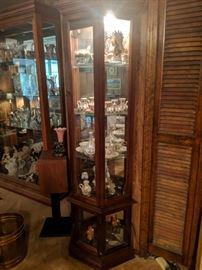 $50  Curio cabinet