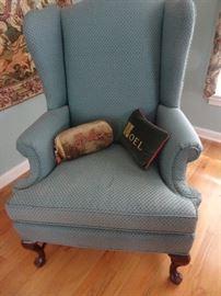 Ethan Allen Wing Chair