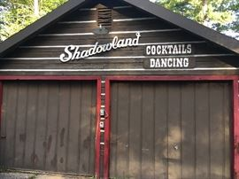 Sign is not for sale, but there are items from this famed Traverse City nightclub available.