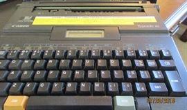 Canon typestar vintage