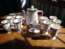 Fab 1960s tea set