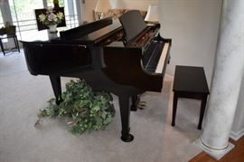 """""""PianoDisc"""" Made in the USA by Wm. Knabe & Co.  - Piano, CD and Disc Player - Absolutely Beautiful!  Many additional photos included further into this selection"""