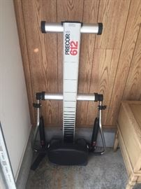 Preview 612 Rowing Machine