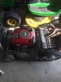 "Craftsman 21"" self propelled mower"