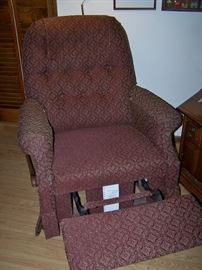 Nice Upholstered La-Z-Boy Recliner- We've got two of these!