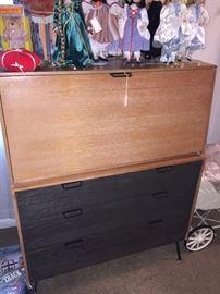 Raymond Loewy Desk by Mengel