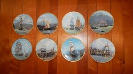 NUMEROUS SHIP DECOR COLLECTIONS