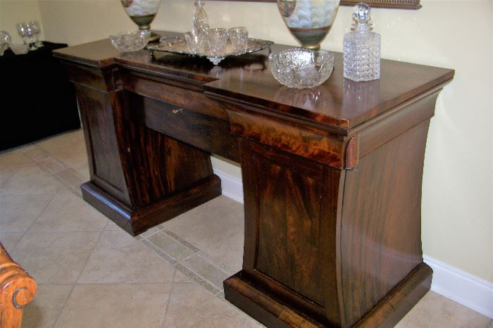 Early Empire sideboard