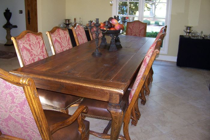 Another view of wonderful table!