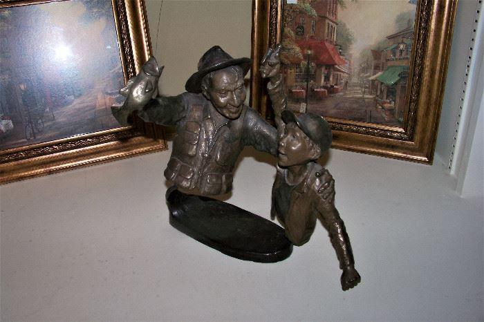 Bronze, Mark Hopkins