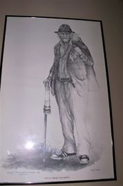 """American Hobo"", Victor Chadwick"