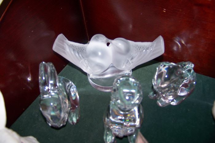 Waterford, Lalique Birds
