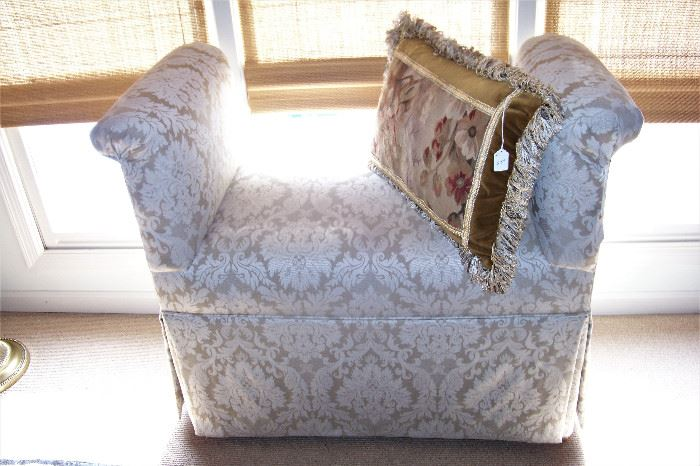 Beautiful upholstered bench