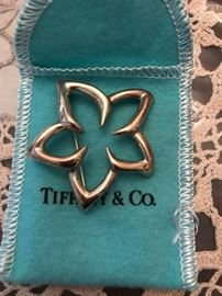 Tiffany & Co. Sterling pin