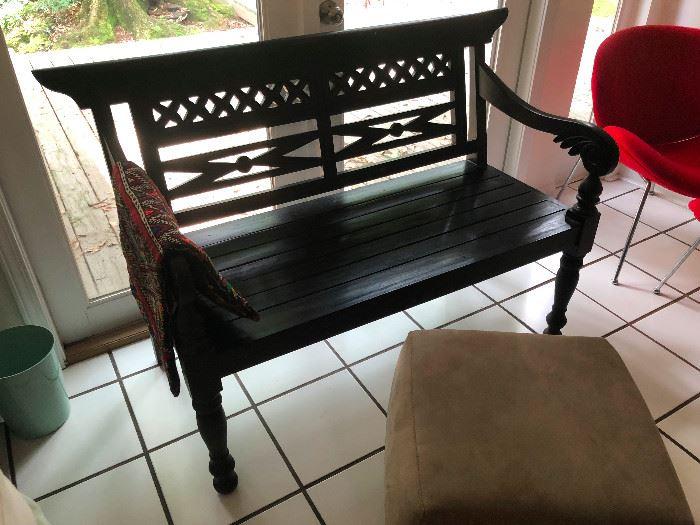 Balinese Bench