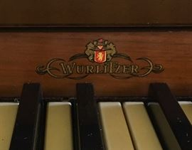 Wurlitzer piano