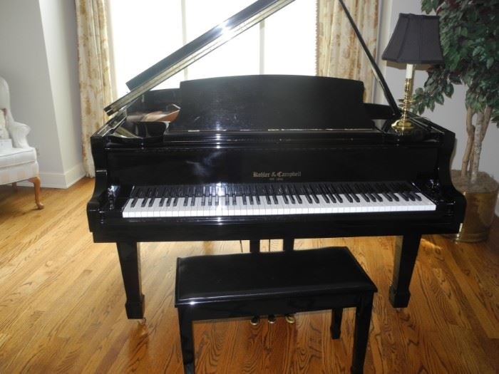 Beautiful Kohler and Campbell piano