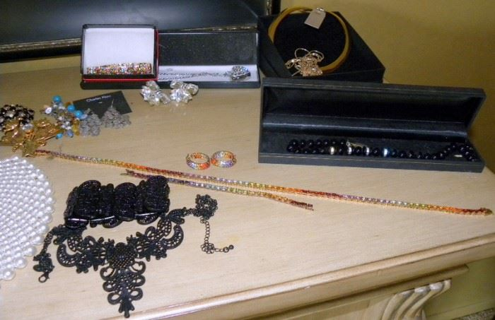 Large Selection of Costume & Better Jewelry