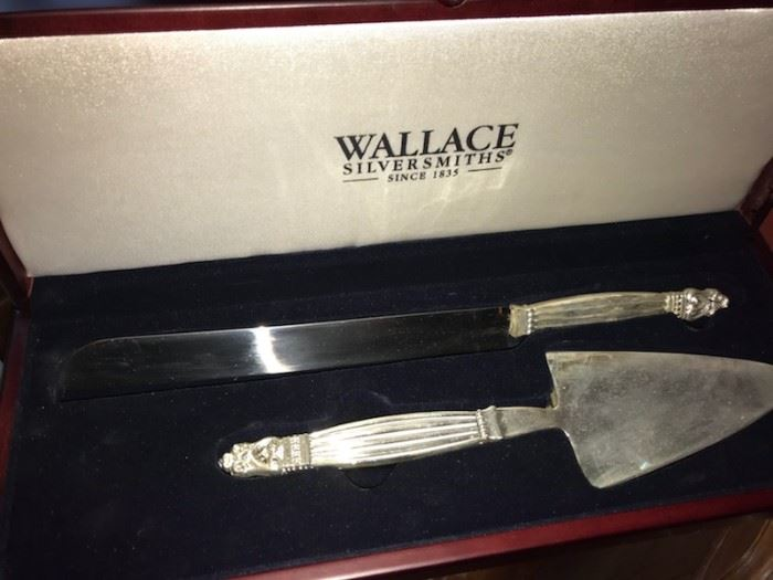 Wallace Wedding Set