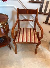 Safavieh Chairs (4)