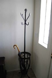 Umbrella Stand/Hat Rack