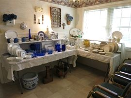If you like pretty things, don't miss this room!